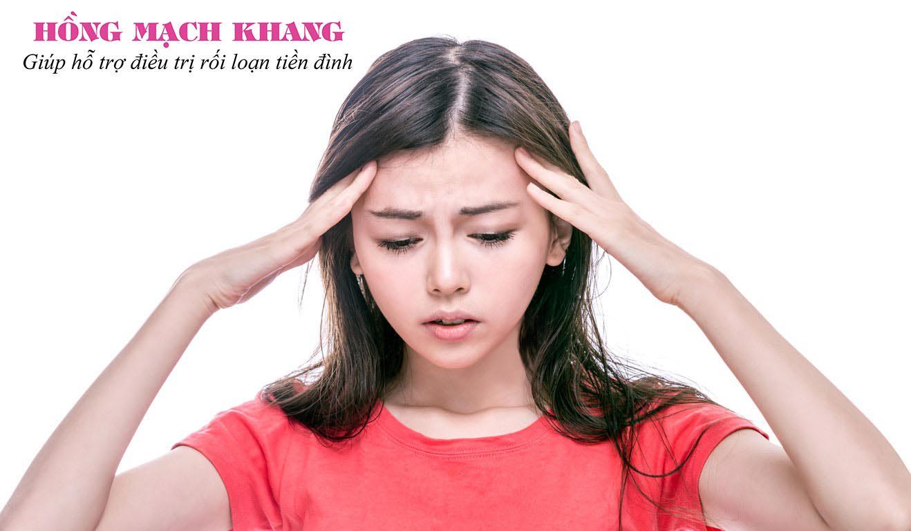 Cơn hoa mắt trong rối loạn tiền đình thường được điều trị bằng nhóm kháng histamine
